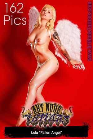 FREE PREVIEW Lola Fallen Angel
