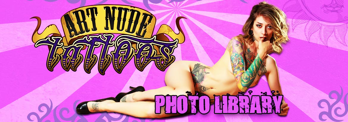 A small selection of ANT photosets, join to see them all! ArtNudeTattoos.com!