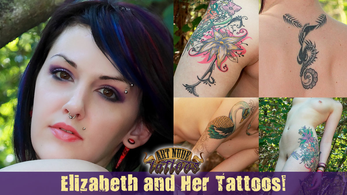 Meet Elizabeth! Welcome to ArtNudeTattoos!
