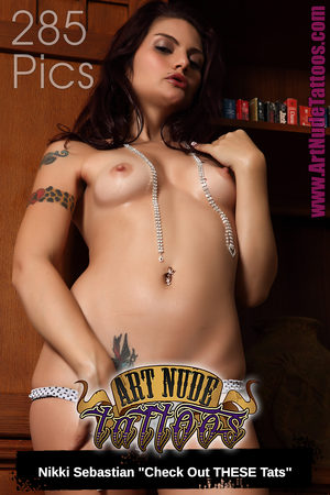 FREE PREVIEW Nikki Sebastian Check Out THESE Tats