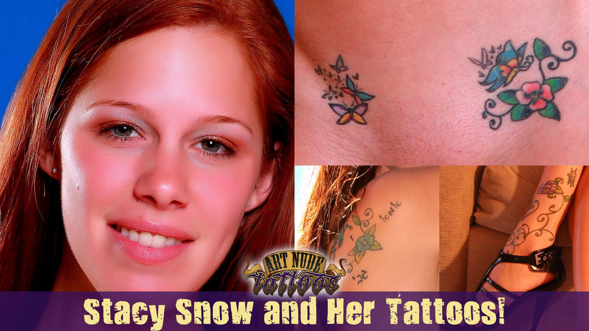 Meet Stacy Snow! Welcome to ArtNudeTattoos!